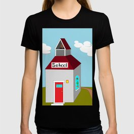 The Ole School House T-shirt