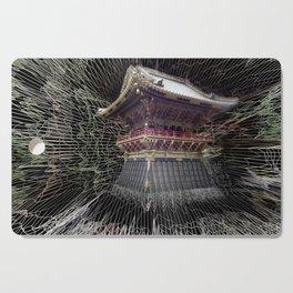 Nikko Shrine Cutting Board