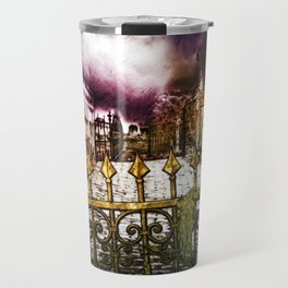 New Orleans cemetery Travel Mug