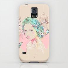 Cherry Blossom  Galaxy S5 Slim Case