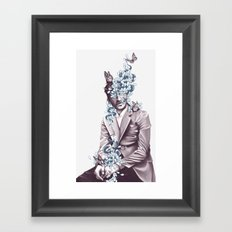 You Got Spirit Kid Framed Art Print