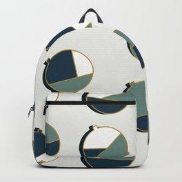 Xmas Balls Pattern Backpack