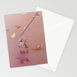 Pink Bath Photoshoot Stationery Cards
