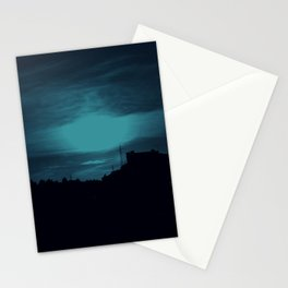 Day Is The New Night Stationery Cards