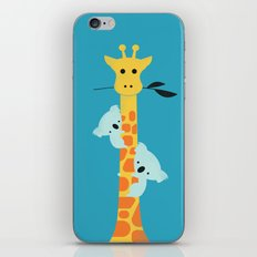 I'll be your tree iPhone Skin