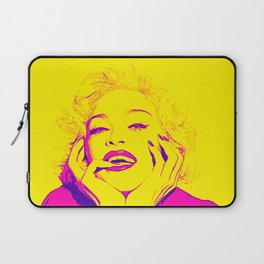 Bright Madonna Laptop Sleeve