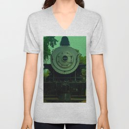 Bakersfield Train 2914.3 Unisex V-Neck