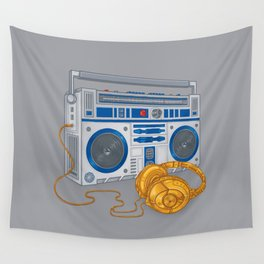 Recycled Future Wall Tapestry