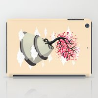 cherry blossom iPad Cases featuring Cherry Blossom by Freeminds