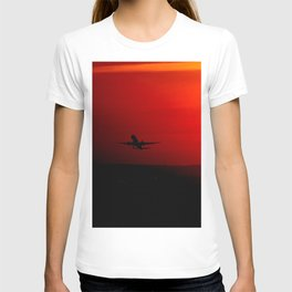 Red Sky Departure T-shirt