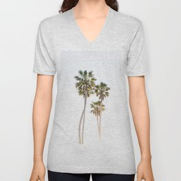 California Palms Unisex V-Neck