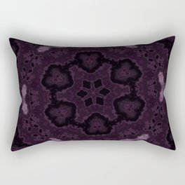 'Muse Touched 2' by Angelique G. FromtheBreathofDaydreams Rectangular Pillow