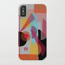 Modern minimal forms 22 iPhone Case