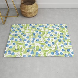 Blueberry Hill Rug