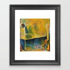 Spring Grotto Framed Art Print
