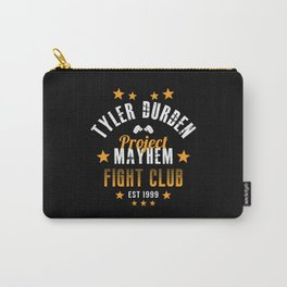 Tyler Durden - Project Mayhem Carry-All Pouch
