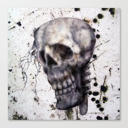 Independent Head Canvas Print