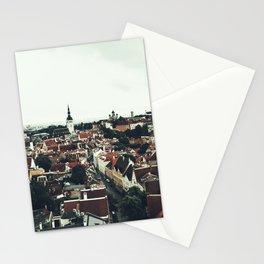 City of Tallinn Stationery Cards