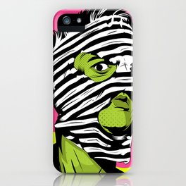 Fink (The Network) iPhone Case