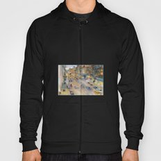 New York City Street View form High Line Hoody