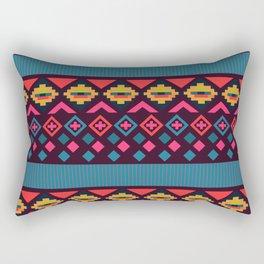 Little shapes Rectangular Pillow