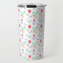 Fruit Bowl Travel Mug