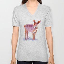 Bambi Unisex V-Neck