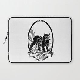 Bryce Canyon Emblem Laptop Sleeve