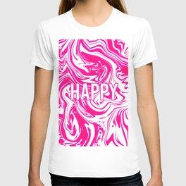 """ABSTRACT LIQUIDS LIII """"53"""" T-shirt"""