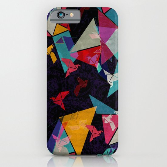 Origami Flight iPhone & iPod Case