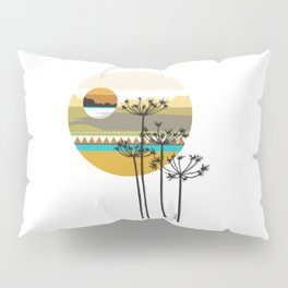 Hunting High And Low Pillow Sham