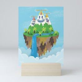 Flight of the Wild Mini Art Print