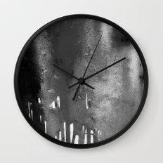 Bleach B&W Wall Clock