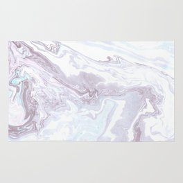 Faded Marbling Rug