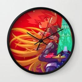 Zero Ciel Wall Clock
