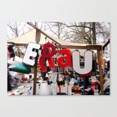 Berlin Letters Canvas Print