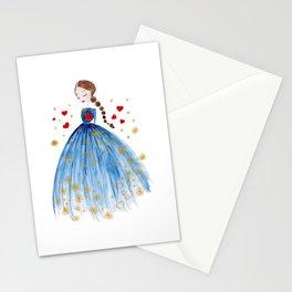 Valentino Heart Stationery Cards