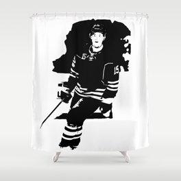 Jack Eichel - the Buffalo Saviour Shower Curtain