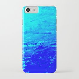 Moon Casting in to the Sea iPhone Case