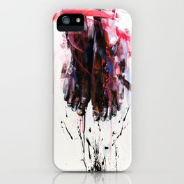 Beginnings iPhone Case