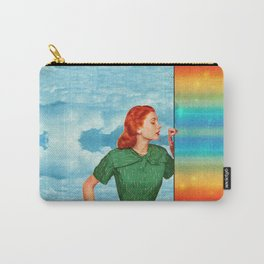 Touch the rainbow Carry-All Pouch