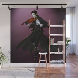 The Music of the Night Wall Mural