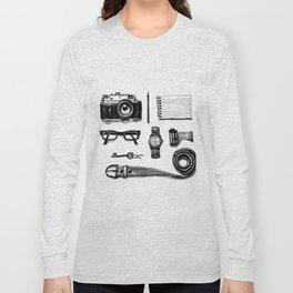 Tiny traveler Long Sleeve T-shirt