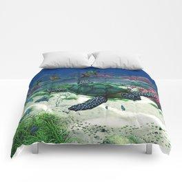 Sea Turtle Comforters