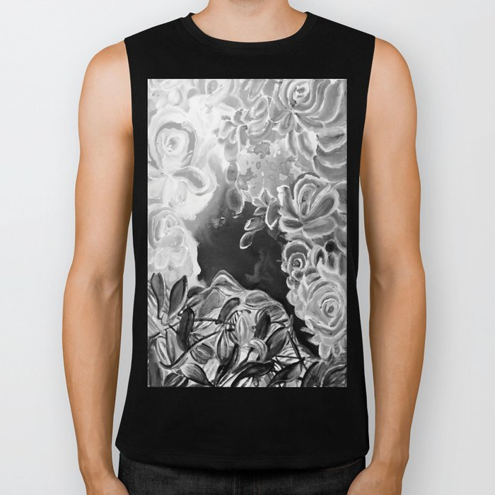 Ode to Creation Heavenly and Night Biker Tank