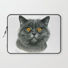 British shorthair cat  G120 Laptop Sleeve