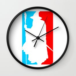 National Wizards Association Wall Clock