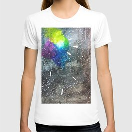 fabric of space T-shirt