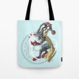 Mega Lucario Tote Bag