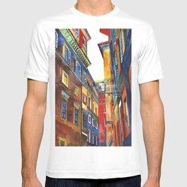 Rome buildings T-shirt